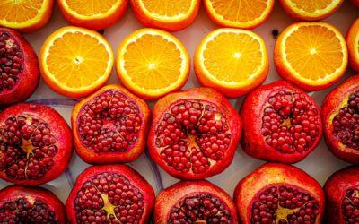 Succo di melograno e dieta